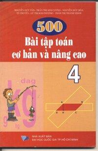 500 bài toán cơ bản và nâng cao 4