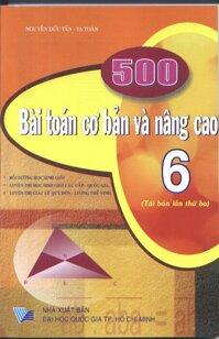 500 bài toán cơ bản và nâng cao 6