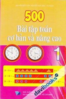 500 Bài toán cơ bản và nâng cao 1