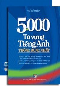 5000 từ vựng tiếng Anh thông dụng