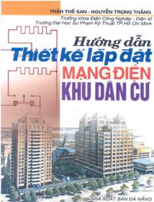 Hướng dẫn thiết kế lắp đặt mạng điện khu dân cư