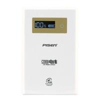 Pin Sạc Dự Phòng PISEN dung lượng 12000mAh có màn hình LCD Hàng chính hãng