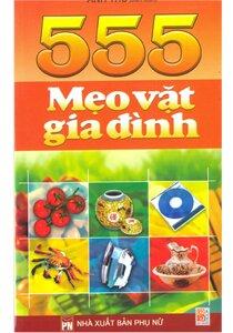 555 Mẹo Vặt Gia Đình