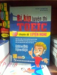 Bí Kíp Luyện Thi TOEIC Part 2 Tác giả Kim Mạnh Tuấn