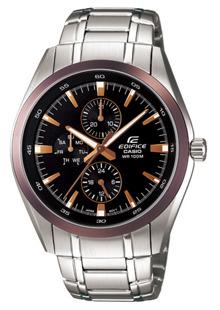 Đồng hồ đeo tay nam Casio EF-338DB - Màu 7AVDF, 1AVDF
