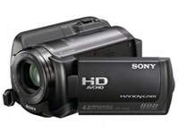 Sony HDR-XR100E