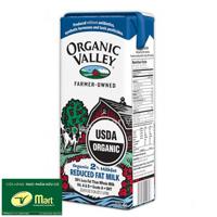 Sữa tươi ít béo Organic Valley - 1 lít