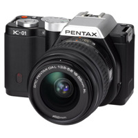 Máy ảnh DSLR Pentax K01 (K-01) (kit 40mm F2.8 XS) - 16.3 MP
