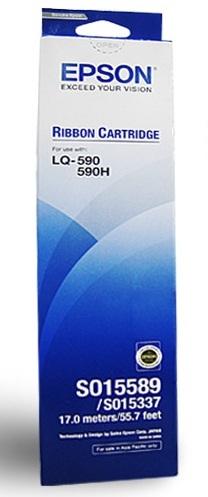Băng mực Epson S015589 - Dùng cho máy Epson LQ-590