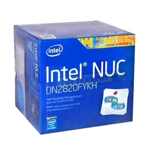 Máy tính siêu nhỏ intel NUC BOXDN2820FYKH0