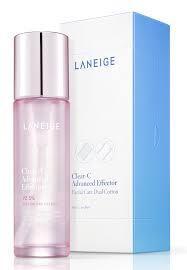 Tinh chất Vitamin C dưỡng sáng da Laneige Clear C Advanced Effector 150ml