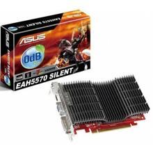 Card đồ họa (VGA Card) Asus EAH5570 SILENT/DI/1GD2 - AMD Radeon HD5570, 1GB, DDR2, 128 bit,  PCI Express 2.1