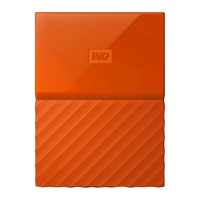 Ổ cứng di động WD My Passport 2016 WDBYNN0010BOR 1TB