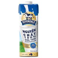 Sữa tươi nguyên kem Devondale Full Cream 1 lít
