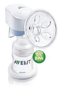 Máy hút sữa bằng điện đơn Philips AVENT SCF312/01