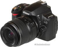 Máy ảnh DSLR Nikon D40 Body - 6.2MP