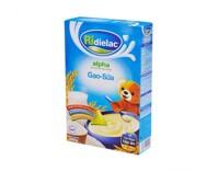 Bột ngũ cốc gạo sữa Ridielac Alpha - 200g