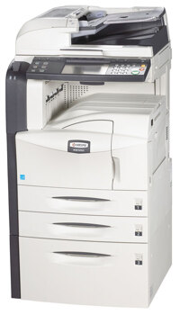 Máy photocopy Kyocera KM-4050 + Platen cover D