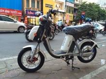 Xe đạp điện Nijia phanh đĩa