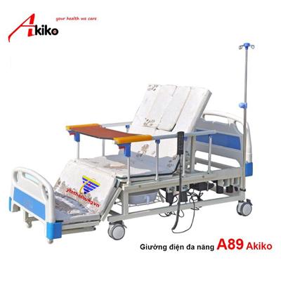 Giường điện y tế đa chức năng Akiko A89