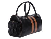 Túi xách Huy Hoàng 2 sọc màu đen HH6115