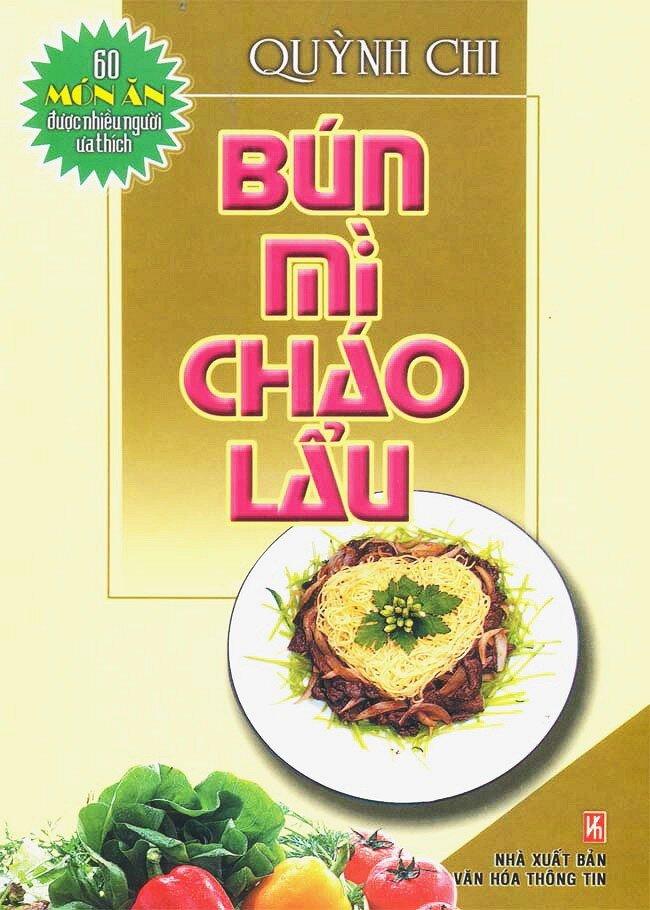 60 Món Ăn Được Ưa Thích Bún Mì Cháo Lẩu