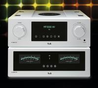 Amply T+A Power Amplifier A 3000 HV