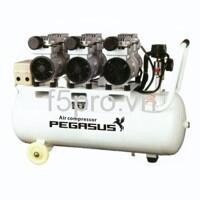 Máy nén khí không dầu giảm âm Pegasus TM-OF550-70L