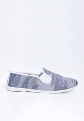 Giày lười Flossy FLOS M CAMBRILS họa tiết camo