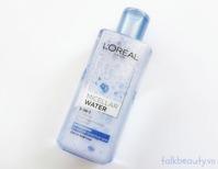 Nước tẩy trang Loreal Micellar refreshing even 250ml