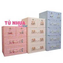 Tủ Nhựa Việt Nhật T22-23-24