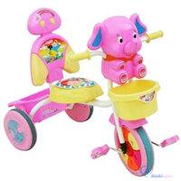 Xe 3 bánh trẻ em hình con voi M958A
