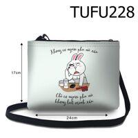 Túi đeo chéo Không có người phụ nữ xấu TUFU228