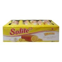 Bánh Solite cuộn kem bơ sữa 360g