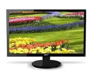 Màn hình máy tính Acer P196HQV - LCD, 18.5 inch, 1366 x 768 pixel