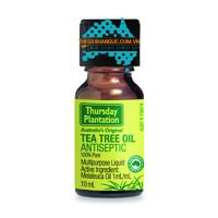 Tinh dầu tràm trà trị mụn Thursday Plantation 100% Tea Tree Oil 10ml