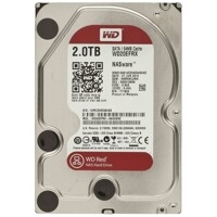 Ổ cứng HDD Western WD Caviar Red 2TB/ 7200Rpm/ Cache 64M/ Sata 3 (6.0 GB/s)