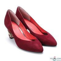Giày đế vuông mũi nhọn GS0000221DRE