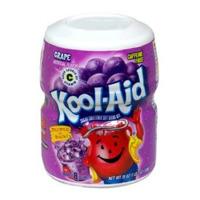 Bột Pha Nước Trái Cây Hương Nho Kool-Aid - 538gr