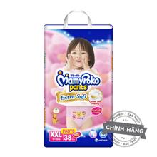 Tã - bỉm quần bé gái MamyPoko XXL38 (38 miếng)