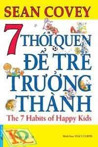 7 thói quen để trẻ trưởng thành