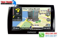 Thiết bị dẫn đường GPS papago Z3