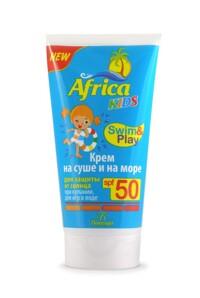 Kem chống nắng trẻ em Africa Kid