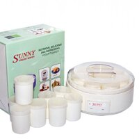 Máy làm sữa chua Sunny EX888 (EX-888) - 8 cốc