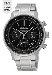 Đồng hồ nam dây kim loại Seiko SSB165P1