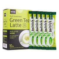 Bột trà xanh Green Tea Latte Nokchawon 130g x 10 gói