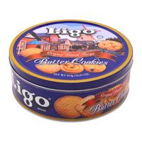 Bánh quy bơ Ligo hộp thiếc 454g