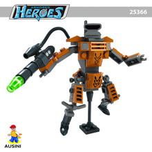 Đồ chơi Robot anh hùng Ausini 25366 (82 miếng)