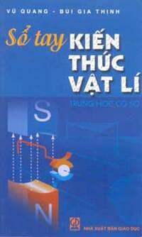 Sổ tay kiến thức Vật lý THCS