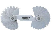 Dưỡng đo bán kính 16 lá Insize 4801-16, 15mm